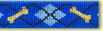 LUPINEルパイン1.9cm巾「ダッパードッグ」