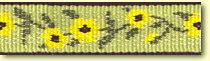 LUPINEルパイン1.9cm巾リード「スージーQ」