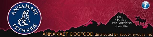 活動犬のためのアナメイトドッグフード